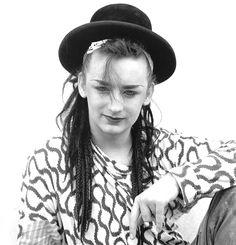 Boy George 1980s