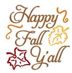 All Designs :: Happy Fall Y'all