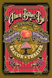 You knew spring in New York was coming when the Allman Brothers came to town.  I had gone every year since 1996.