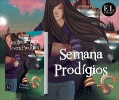 Blog As 1001 Nuccias - Semana Especial Prodígios para divulgar A Seleção, o primeiro livro da coleção Instituição para Jovens Prodígios, da autora parceria…