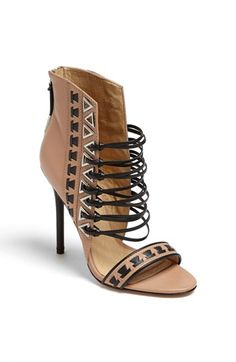 I would be in heaven if I had these!!!! L.A.M.B. 'Savanna' Sandal available at #Nordstrom GORGEOUS!!