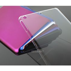 Crystal Clear Protector Shell Hard Back Cover Case For Apple iPad mini Accessory