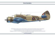 Beaufighter GB 272 Sqn 1 by WS-Clave.deviantart.com on @DeviantArt