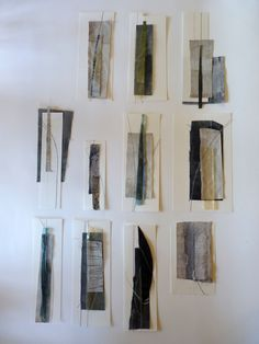 These are some small drawings that are the beginnings of a new body of work. At the moment they are simply about colour, form and texture – repetition and place. Sandra Blow talked about the … / 동양적인 느낌 Mixed Media Collage, Collage Art, Collages, Small Drawings, Arte Popular, Art Graphique, Art Plastique, Art Techniques, Creative Inspiration