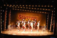 The Scottsboro Boys - Beowulf Boritt Design