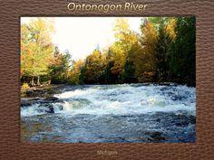 Ontonagon River, MI