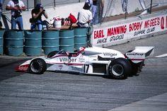 1978 Shadow DN8 - Ford (Clay Regazzoni)
