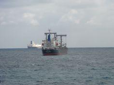 Puerto de Las Palmas. Gran Canaria     : THORCO TRIUMPH Vessel  Buque de carga General en e...