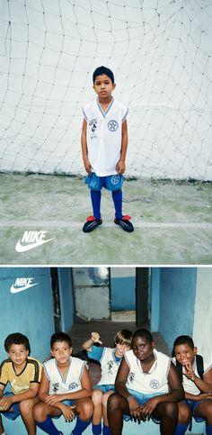 Tiempo Soccer Campaign