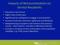 Preventing Retraumatization: A Macro Social Work Approach to Trauma-Informed Practices & Policies
