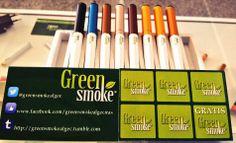 Promoción permanente para clientes de Green Smoke Algeciras. En la compra de 5 Cartomizadores te regalamos el 6