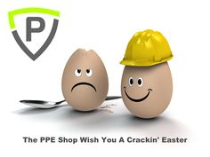 The PPE Shop Wish You A Crackin' Easter