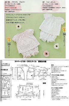 Шьем детскую летнюю одежду
