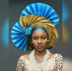 It is often like an 'invisible' battle of 'Who Looks Better? African Head Scarf, African Hair Wrap, African Hats, African Head Wraps, African Attire, African Women, African Dress, African American Fashion, African Print Fashion