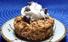 oatmeal cookie dough breakfast cake