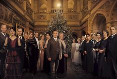Holiday Viewing: Downton Abbey Christmas Specials: We rank the holidays with the Crawley family - Screens - The Austin Chronicle
