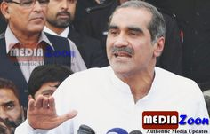 Mediazoon: Minister for Railways Khawaja Saad Rafique said that the PTI and the PPP are constantly playing dirty games.Khawaja Saad Rafique said......