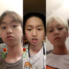 Jong Min, Mint, Entertainment, Feelings, Filter, Kpop, Baby, Baby Humor, Infant