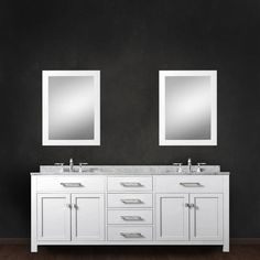 "Northampton 72 Double Bathroom Vanity Set found it at wayfair - halcomb 72"" double bathroom vanity set with"