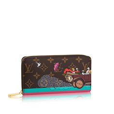 The legendary zippy wallet combines a classic style and multifunctionality. Extremely functional, its ample interior offers lots of space for cash, credit cards as well as coins and a convenient all-round zipper. http://www.luxtime.su/louis-vuitton-monogram-zippy-wallet-evasion-m61360