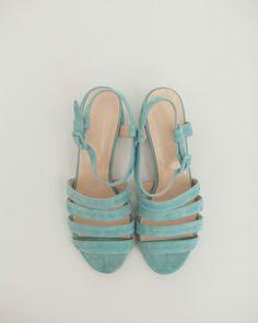 Palma low-heel sandal