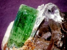 pictures of gems and minerals of africa | Photo: Beryl emerald