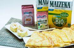 Réussir des crêpes sucrées sans gluten ni lactose n'a rien de sorcier quand on a les bons ingrédients. Pour la chandeleur sans gluten ni lactose ! Sans Gluten Ni Lactose, Cereal, Breakfast, Food, How To Make Crepe, Gluten Free Pie Crust, Gluten Free Recipes, Rice Flour, Pancake Day