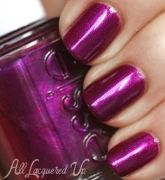 Essie The Lace Is On nail polish 500x548 Essie Fall 2013 For The Twill of It Nail Polish Swatches & Review