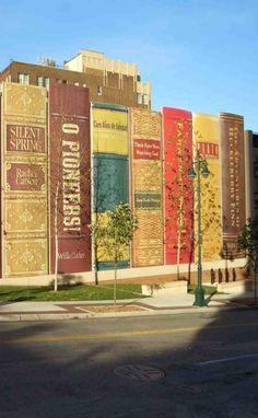 Library In Kansas City, Missouri