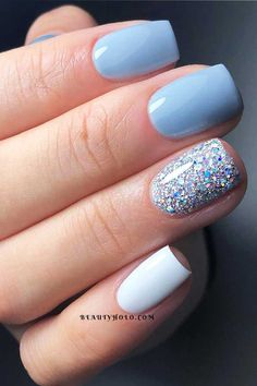 31 Modern Nail Design Of French Manicure