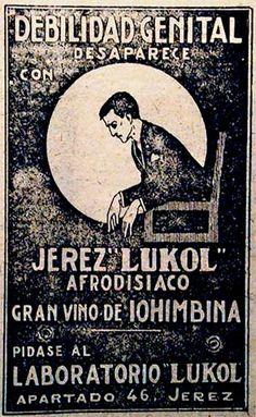 publicidad_1921_diariode_cadiz Retro Ads, Vintage Advertisements, Vintage Ads, Vintage Posters, Vintage Medical, Wow Art, Old Ads, Advertising Poster, Picture Design
