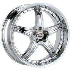 Enkei LS-5 Luxury Wheels 437-285-6540CP LS-5 Luxury Wheels