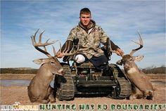 Hunting Has No Boundaries! Hunting Meme