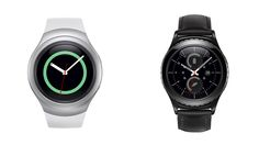 Samsung Gear S2 Smartwatch - http://DesireThis.com/3680 - Samsung has announced the Samsung Gear S2 smartwatch, the company's latest offering as a result of many years of progressive innovation in the wearables category. The Samsung Gear S2 comes in a versatile, circular design with an intuitive, custom UX and advanced features that enable users to enhance, personalize and bring more fun to their mobile experience. The Gear S2's unique rotating bezel, along with the Home