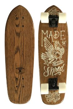 ///// The Cap (Oak Cruiser) #skateboard #skate #deck