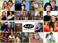 Melrose Place - Thanks for the Years. (My Newest Creation). Melrose Place, Scandal, Favorite Tv Shows, Tv Series, Places, Entertainment, Lugares