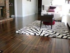 antique java hand scraped bamboo flooring - Lowes Bamboo Flooring