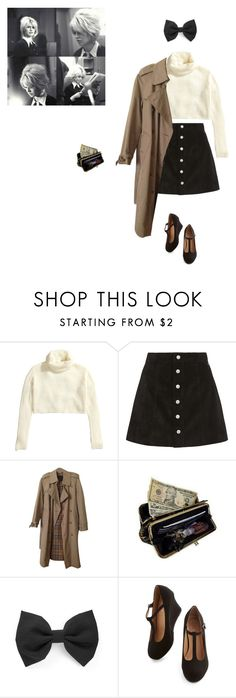 """70s girl"" by jojobabydoll123 ❤ liked on Polyvore featuring H&M, AG Adriano Goldschmied, Burberry, AmeriLeather, Forever 21 and vintage"