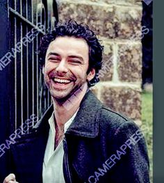 Doff loves sexy Ross — xenalucy1:  #Aidan Turner #beautiful  Vogue...
