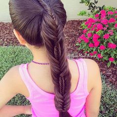 stitch fishtail braid  inspired by @hair4myprincess  #bbrvzla3kgiveawayparty @braidsbyredvzla #fishtailbraid #65BraidedRoses #featuremejehat #JehatFeatureFriday #braids #trança #trenzas #teen #solopeinados #braids #braidsforlittlegirls #hair #hotd #trenzas #trança #teen