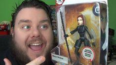 Disney Toybox Marvel Series - Black Widow Disney Infinity Action Figure ...