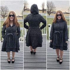 Loose dress A set of Gray chiffon dress with maxi skirt Baggy Pants, Gray Pants, Wool Pants, Skirt Pants, Casual Pants, Harem Pants, Linen Pants Women, Pants For Women, Chiffon Maxi Dress