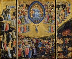 Fra Angelico - The Last Judgment