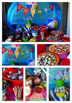 Ameroonie Designs: Last Day of School Party