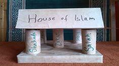 ما هى اركان الاسلام الخمسة بالترتيب Muslim Kids Islam Projects