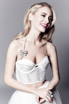 """There's really no such thing as too much sparkle"" #Jewelry #Sparkle #Diamonds #Bra #Sexy #Wedding Visit Kaiio.com for more..."