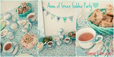 Sweet Little Gals: Anne of Green Gables {Spring Party}