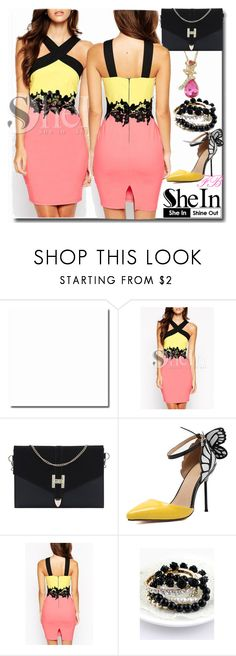 """""""1#SheIn"""" by fatimka-becirovic ❤ liked on Polyvore"""