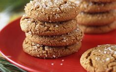 Ginger biscuit in 25 mins by Food Network Kitchens | Cookies Professional recipe | Foodnetwork.co.uk