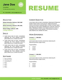resume design 19